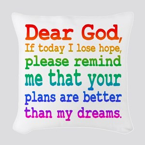 Inspirational: Dear God, If today I lose hope... W