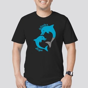 Winter And Hope Dolphin Tale 2 T-Shirt