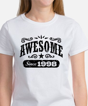 Awesome Since 1998 Women's T-Shirt