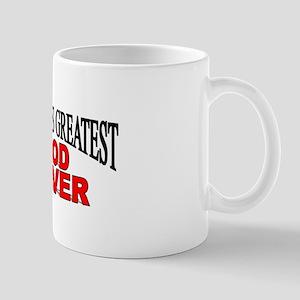 """The World's Greatest Food Server"" Mug"