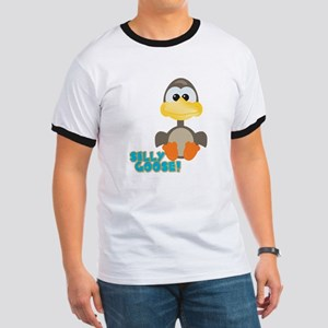 Goofkins Silly Silly Goose Ringer T