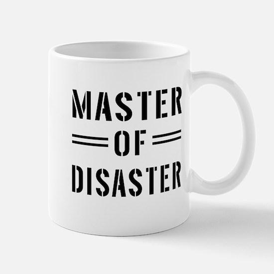 Master Of Disaster Mugs