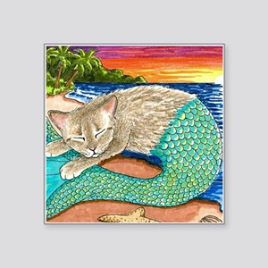 Cat Mermaid 23 Sticker
