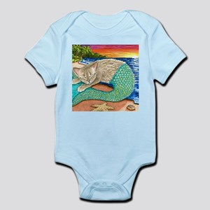 Cat Mermaid 23 Body Suit