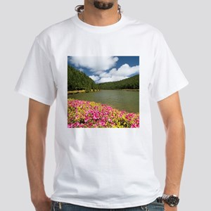 Lake in Azores T-Shirt