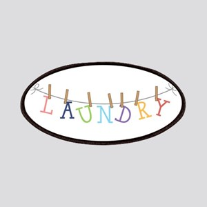 Laundry Hanging Patches