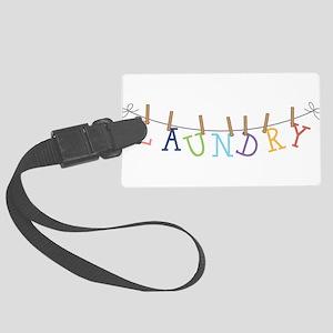 Laundry Hanging Luggage Tag