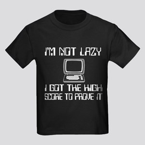 Not lazy high score T-Shirt