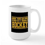 SCS Text Logo Mugs