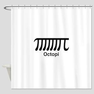 Octopi Shower Curtain