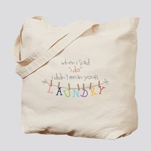 Laundry Hanging Tote Bag