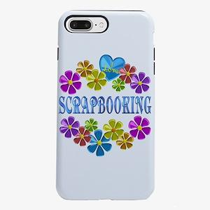 I Love Scrapbooking iPhone 7 Plus Tough Case