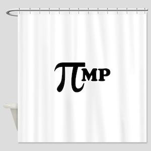 Pi pimp Shower Curtain