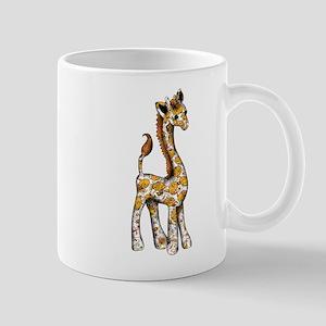 Giraffe Stuffy Mug