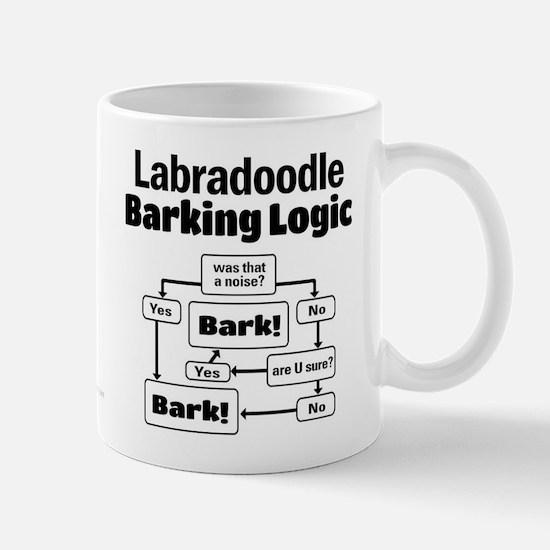 Labradoodle logic Mug