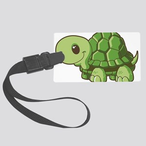 Baby Green Turtle-3 Luggage Tag