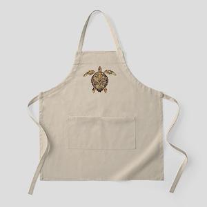 Filigree Turtle Apron