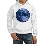 Celtic Knotwork Blue Moon Hooded Sweatshirt