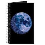 Celtic Knotwork Blue Moon Journal