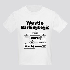 Westie Logic Kids Light T-Shirt