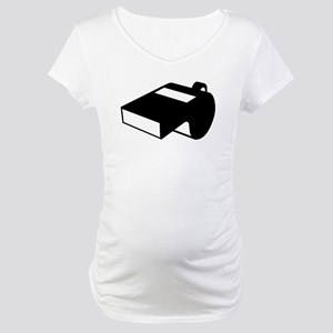 Whistle Maternity T-Shirt