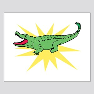 Sun Alligator Posters