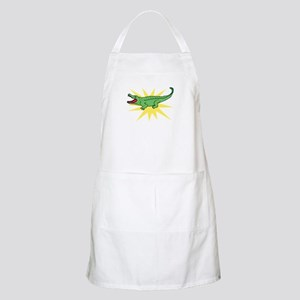 Sun Alligator Apron