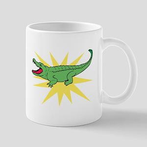 Sun Alligator Mugs