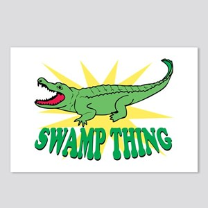 Swamp Thing Postcards (Package of 8)