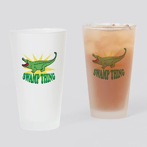 Swamp Thing Drinking Glass