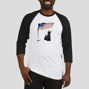 USA Scottie Dog Baseball Jersey