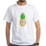New Section White T-Shirt
