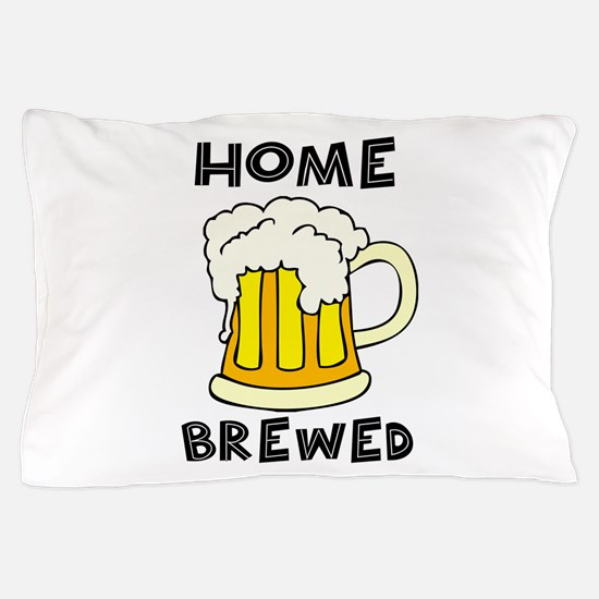 Home Brewed Pillow Case