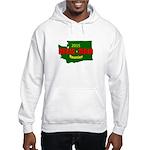 Hooded Sweatshirt Wa Logo