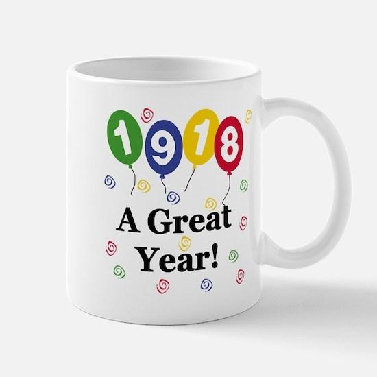 1918 A Great Year Mug