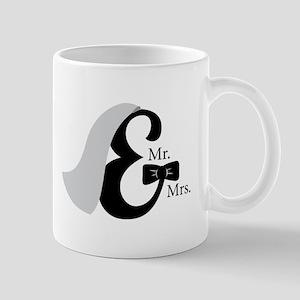 Mr & Mrs Ampersand Mugs