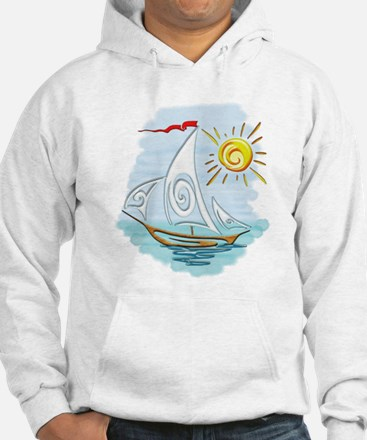 Cute Nautical Jumper Hoody