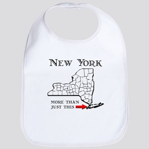 NY More Than Just This Bib