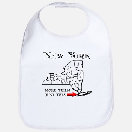 NY More Than Just This Bib