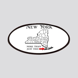 NY More Than Just This Patches