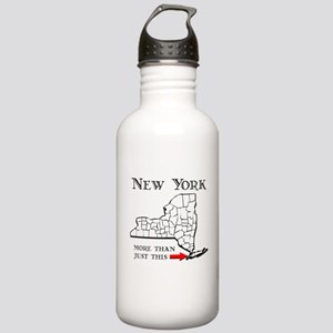 NY More Than Just This Stainless Water Bottle 1.0L