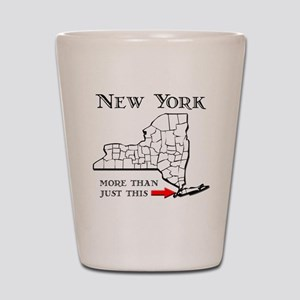 NY More Than Just This Shot Glass