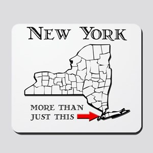 NY More Than Just This Mousepad