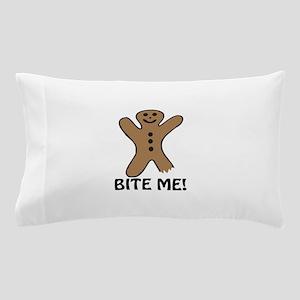 Bite Me Pillow Case