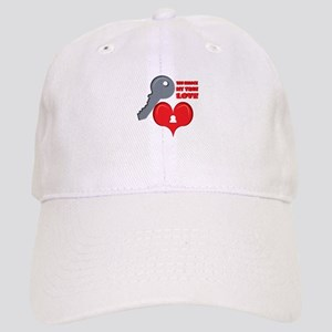 Unlock My True Love Baseball Cap
