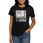 Lights Camera Unemployment Women's Dark T-Shirt
