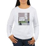 Lights Camera Unemploy Women's Long Sleeve T-Shirt