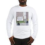 Lights Camera Unemployment Long Sleeve T-Shirt