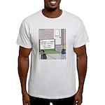 Lights Camera Unemployment Light T-Shirt