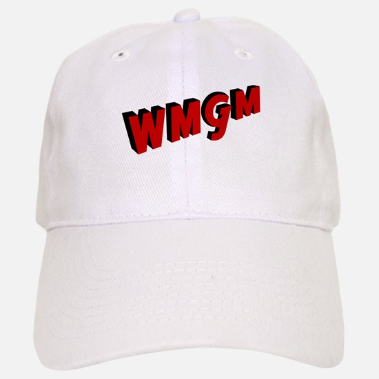 WMGM New York '55 - Baseball Baseball Cap